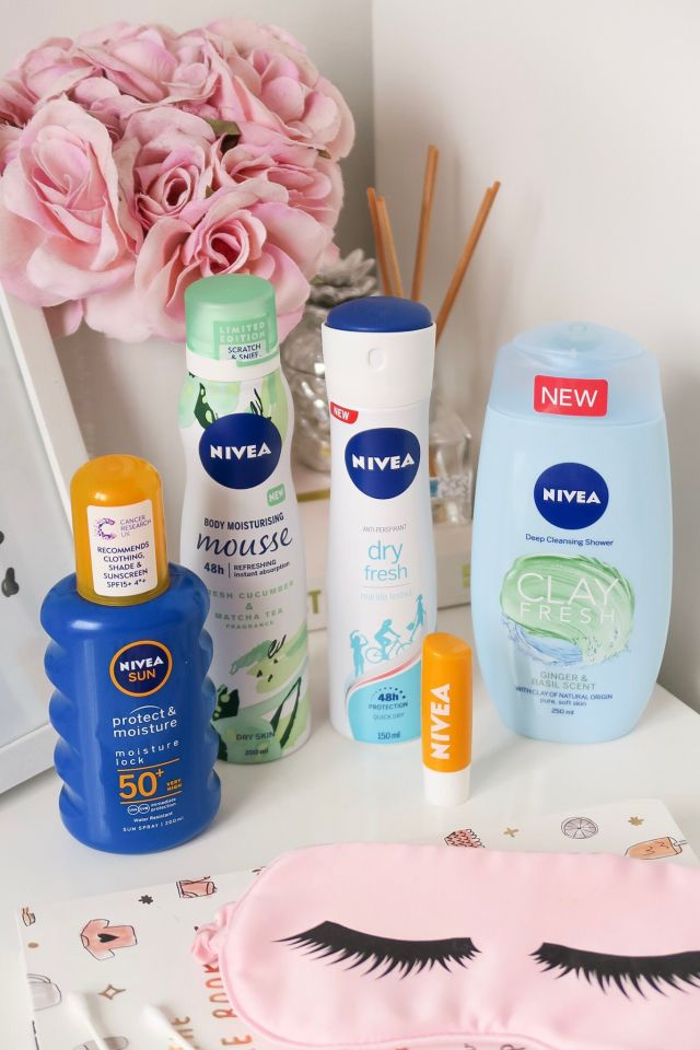 5 Summer Favourites From Nivea