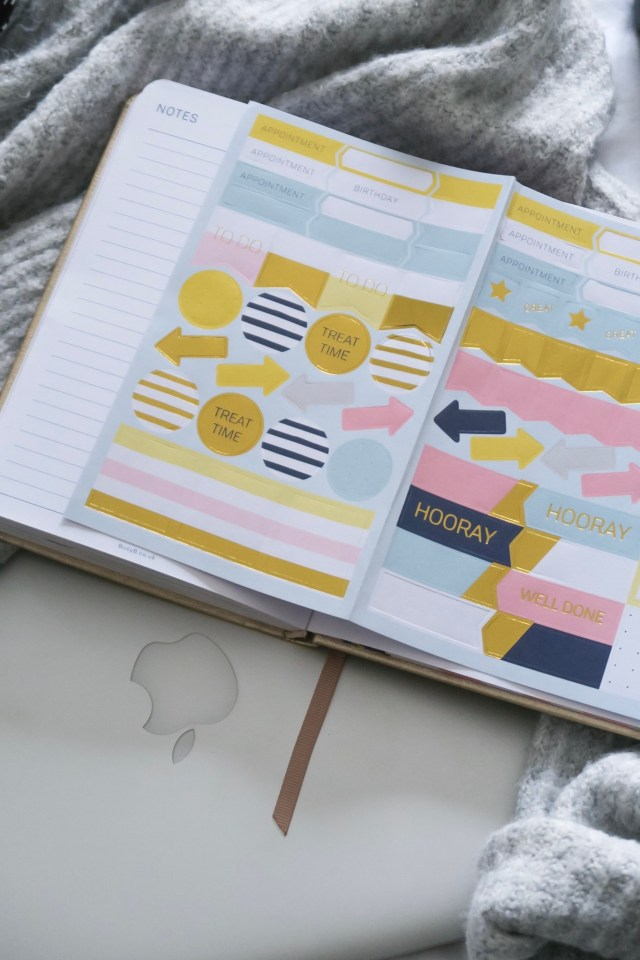 8 Planners & Diaries To Help You Get Organised In 2020