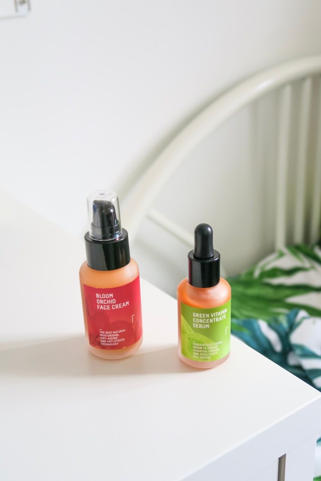 First Impressions - Freshly Cosmetics Vitamin Complex Facial Plan