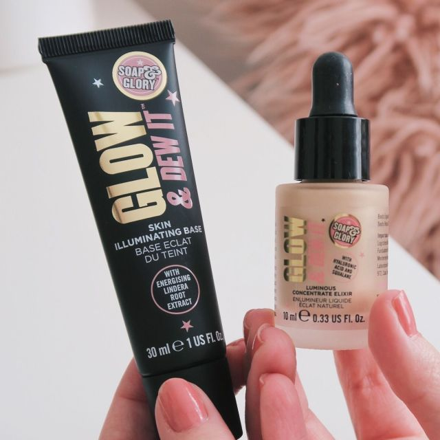 First Impressions - Soap & Glory 'Glow and Dew It'