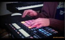 MetroGnome – House Beat Jamming on NI Maschine
