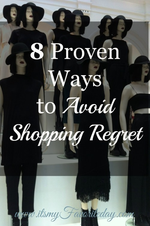 This is EXACTLY what I need! Read this before your next shopping trip to avoid purchasing regret. Buyers remorse is the worst, ask yourself these questions to avoid shopping regret. Make sure to repin!