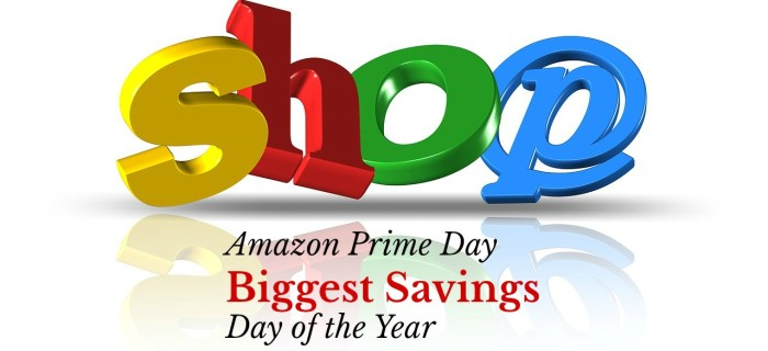 Amazon Prime Day = The Biggest Savings Day of the Year