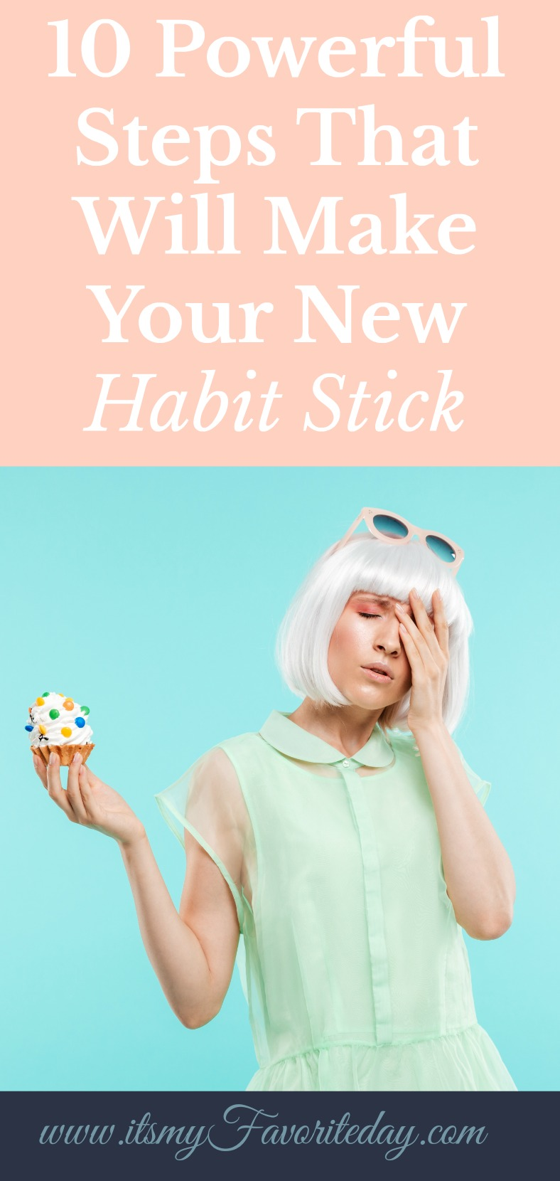 new habit stick