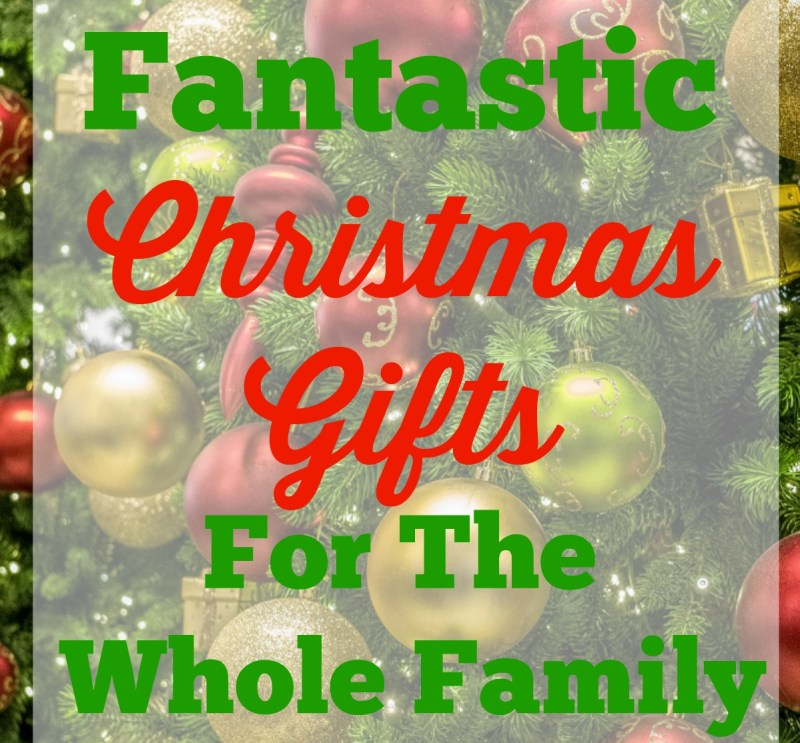 christmas gifts for the whole family to enjoy