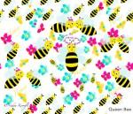 honeybees, bees, queen bee, flowers, honey