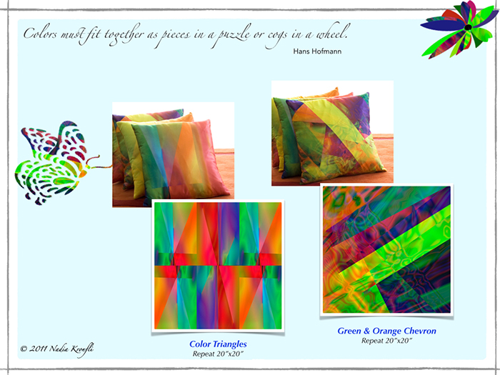Nadia-color-triangles-collage