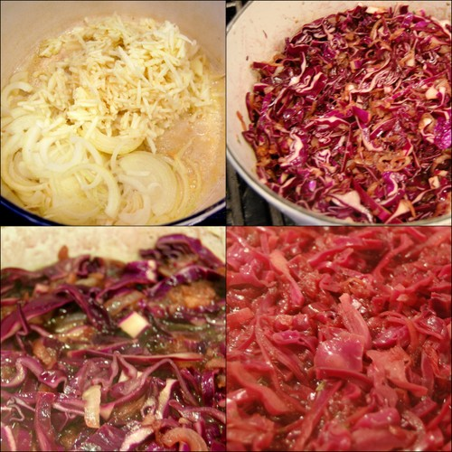 Braised Red Cabbage-001
