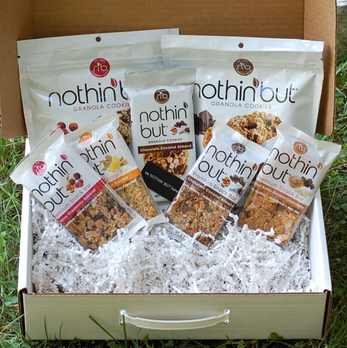 Nothin' But Premium Foods Snacks Giveaway