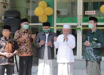 Peresmian Laboratorium Perbankan Syariah ITSNU-STAI Salahuddin Pasuruan