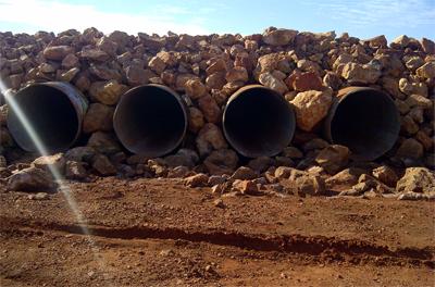 Case study: rail culvert rehabilitation in the Pilbara, WA - Downer