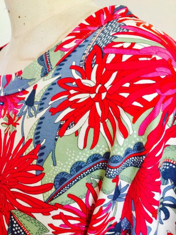 Liberty jersey dress 4