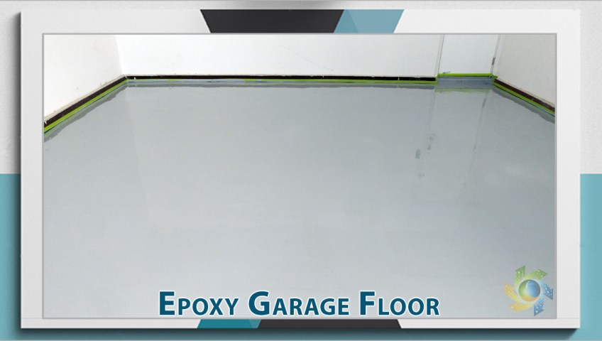 Epoxy Garage Floor - Sherman Oaks