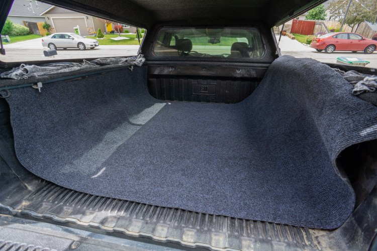 Truck Bed Camper >> Insulate Your Truck Bed Camper It Started Outdoors