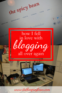 how I fell in love with blogging