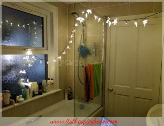 bath lights are pretty