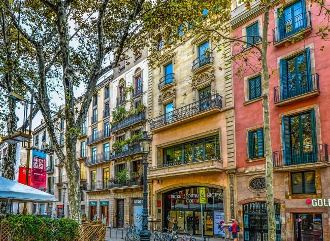 Barcelona solo travel for women