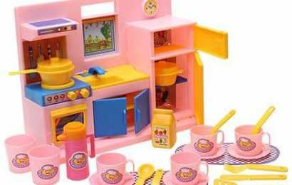 KITCHENETTE Pretend N Play