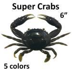 """Nikko Super Crab 6"""""""