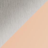 Acciaio / Oro Rosa