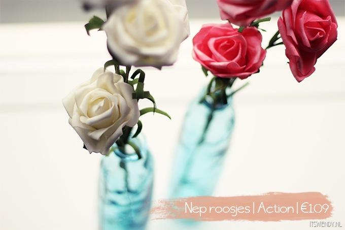 Lente Action roosjes