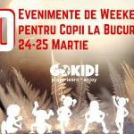 10 recomandari de timp liber in Bucuresti, 23-25 martie