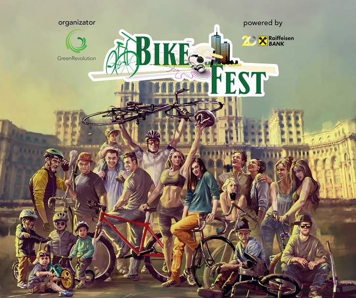 BikeFest 2017 promite cele mai distractive competitii si activitati!