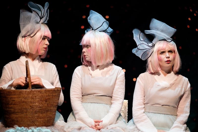 La teatru cu cei mici: Program ianuarie 2018 • Teatrul Ion Creanga