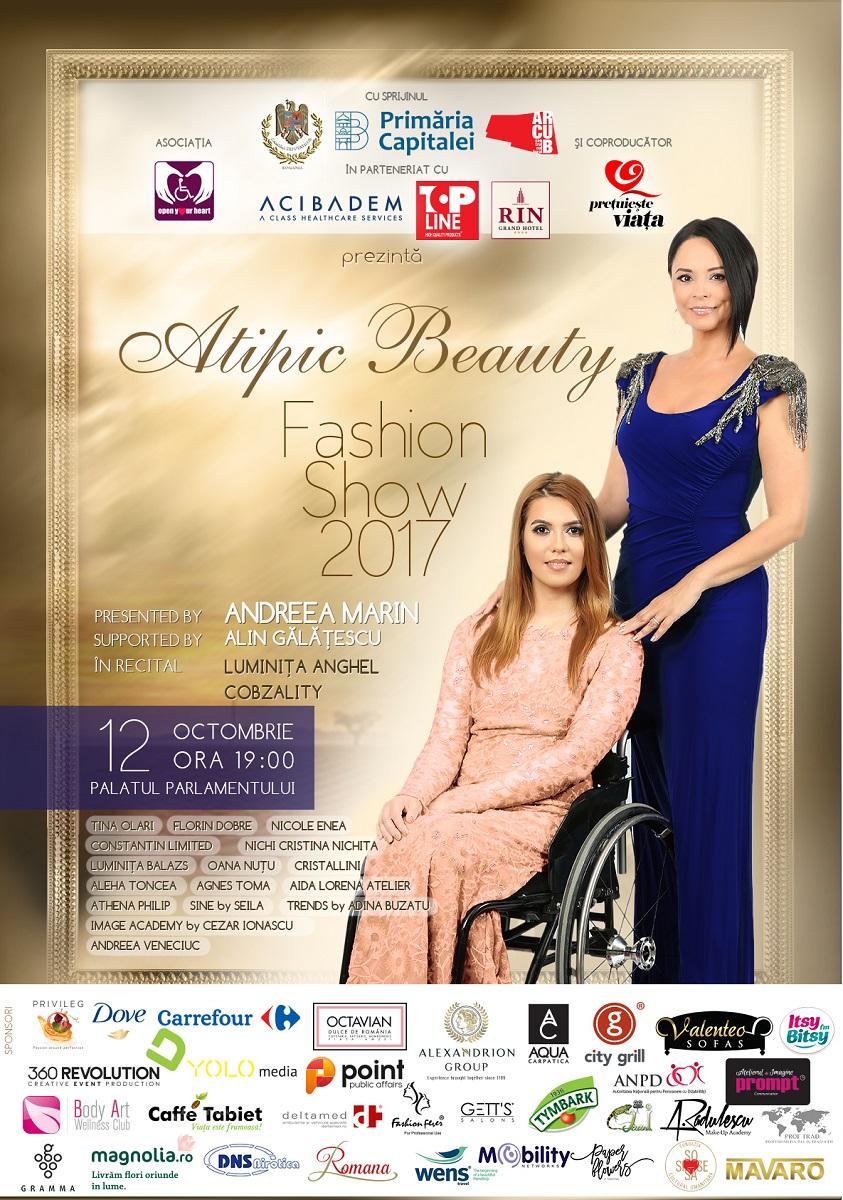 Gala AtipicBeauty2017