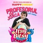 Itsy Bitsy Show: Experimente trasnite cu Profesorul de Joaca