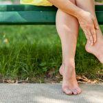 Retentia de apa: Solutii pentru picioarele umflate