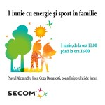1 iunie cu energie si sport in familie