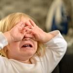 De ce sunt bune crizele de nervi la copii