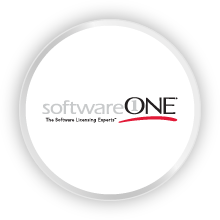 Logotipo Softwareone