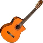 Washburn C5CE Classical Series Acoustic Guitar