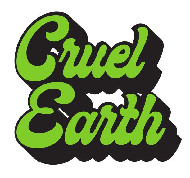The Cruel Earth band logo