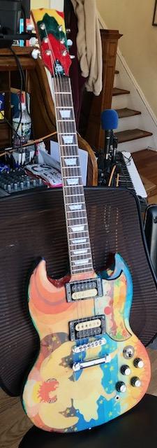 Fool guitar frontal