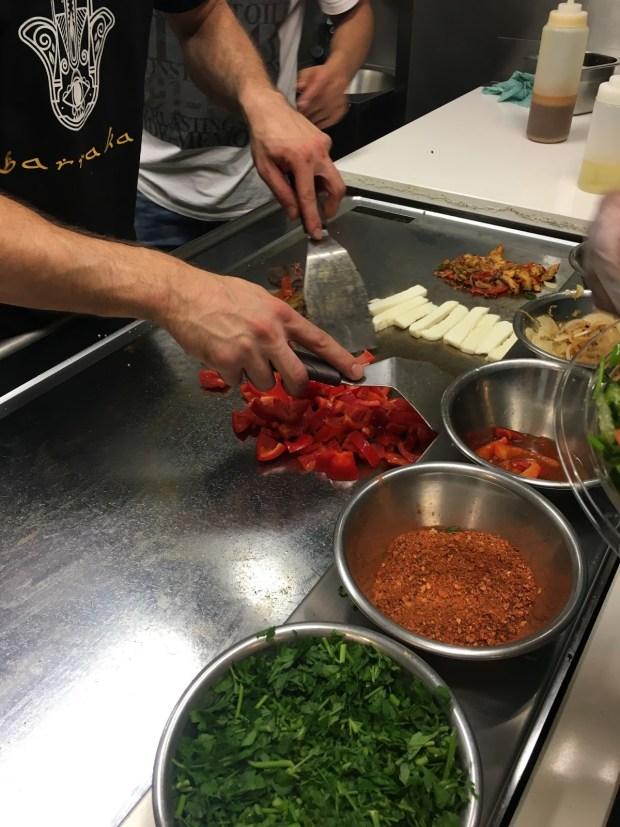 Barraka - Cooking to order