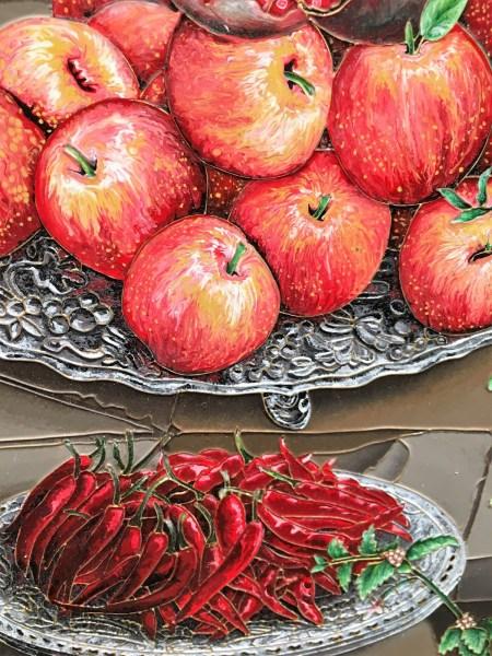 Frieze Art Fair - Raqib Shaw (detail)