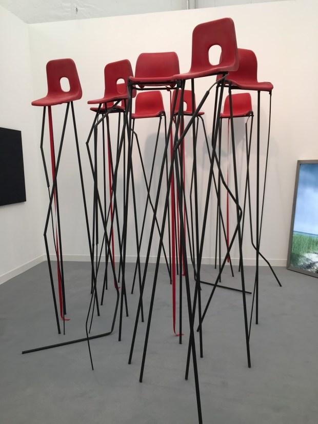 Frieze Art Fair - Jesse Darling