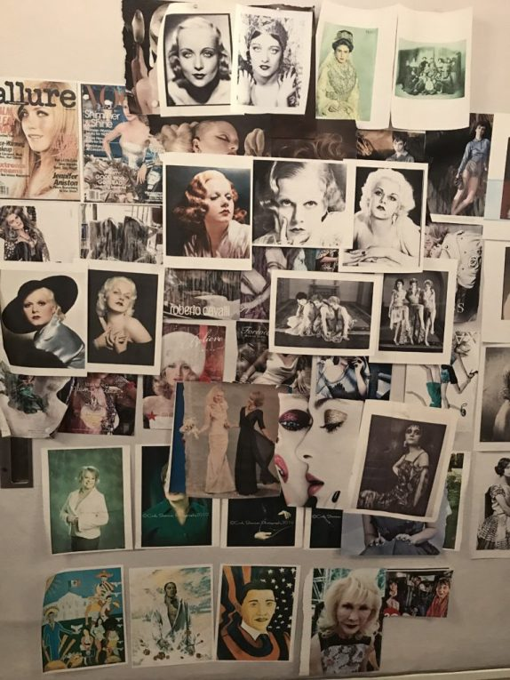 Cindy Sherman Studio