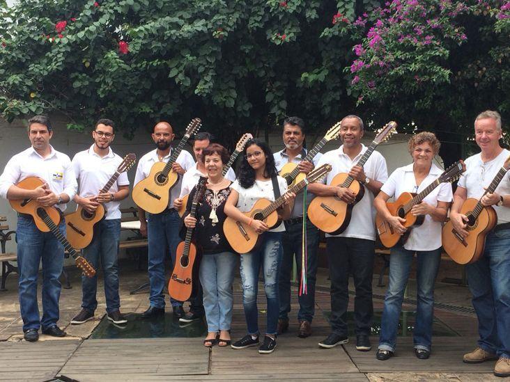 Museu da Energia sedia ensaio da Orquestra Ituana de Viola Caipira