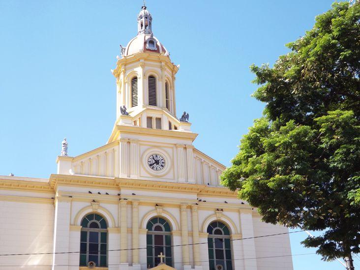 Itu celebra 80 anos de tombamento da Igreja Matriz