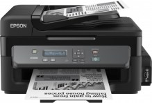 Epson M200 all-in-one mono ink tank system printer
