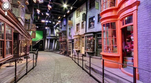 google-street-view-diagon-alley
