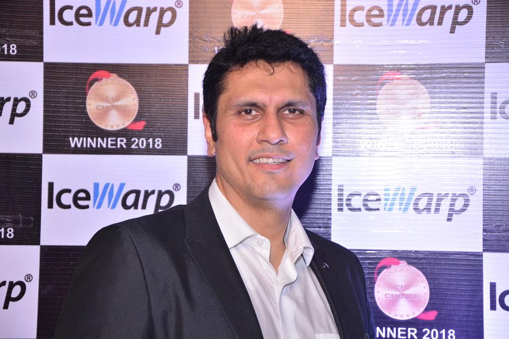 Pramod Sharda CEO, IceWarp, India & Middle East (File Photo)