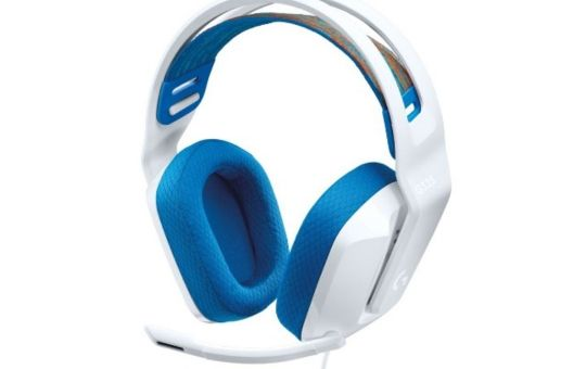 Logitech G Introduces The G335 Wired Gaming Headset, A Lightweight, Comfortable Headset Offering A Smaller Fit