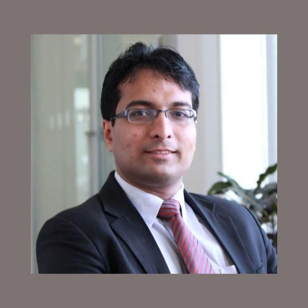Muzammil Patel, Global Head Strategy and Corporate Finance at Acies