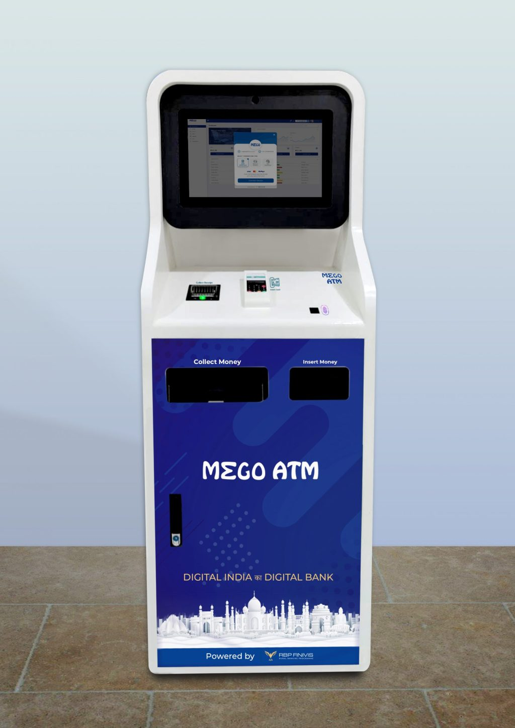 RBP Finivis extends its rural banking services with the launch of Mego ATM