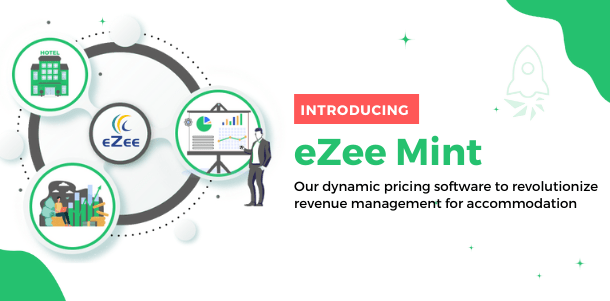 eZee Technosys Launches Modern Revenue Management System named eZee Mint for Hotels